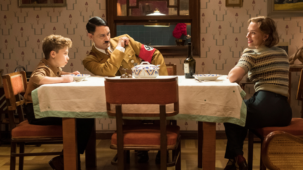 """Jojo Rabbit""… Taika Waititi's eccentric Nazi satire is thought-provoking and also great fun!"