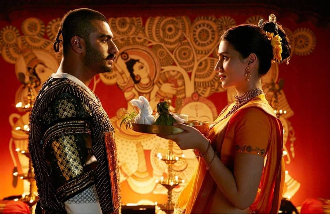 """""""Panipat""""… An impersonal yet partly bearable war epic!"""
